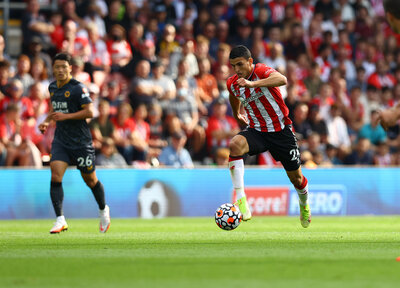 Saints fall to first home defeat