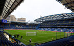 LONDON, ENGLAND - OCTOBER 02: A general view ahead of the Premier League match between Chelsea and Southampton at Stamford Bridge on October 02, 2021 in London, England. (Photo by Matt Watson/Southampton FC via Getty Images)