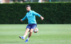 SOUTHAMPTON, ENGLAND - OCTOBER 13: Shane Long during a Southampton FC training session at the Staplewood Campus on October 13, 2021 in Southampton, England. (Photo by Matt Watson/Southampton FC via Getty Images)