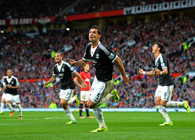 On This Day: Saints snatch Old Trafford equaliser